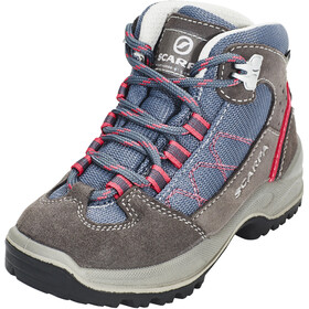 Scarpa Cyclone - Chaussures Enfant - gris/rose